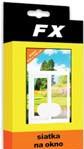 Moskitiera okienna 130 x 150 cm