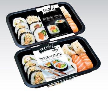 Zestaw sushi, 210 g