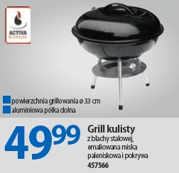 Grill kulisty