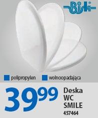 Deska WC Smile