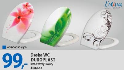 Deska WC Duroplast