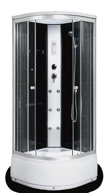 Kabina prysznicowa GRETA