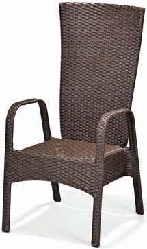 Krzesło pozycyjne Bryne