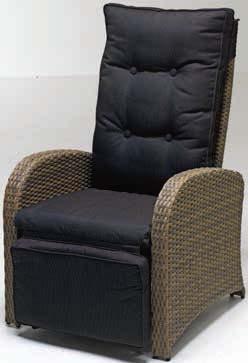 Krzesło pozycyjne Stord