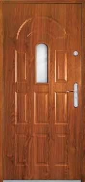 Drzwi zewnętrzne TASMANIA