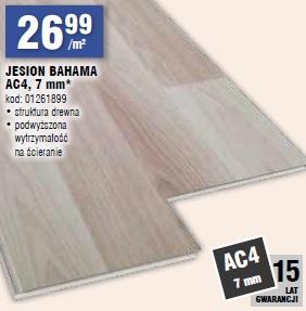 JESION BAHAMA AC4, 7 mm