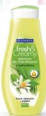 Żel pod prysznic Soraya Fresh&Creamy Cederroth
