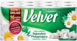 Papier toaletowy Velvet 16 rolek