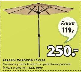 Parasol Ogrodowy Syrsa