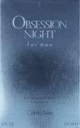 Calvin Klein, Obsession Night, woda toaletowa dla mężczyzn