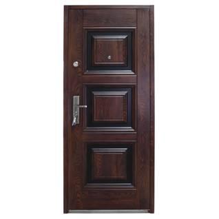 Drzwi wejściowe stalowe zewnętrzne QUADRAT