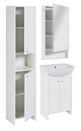 Zestaw mebli łazienkowych ADA