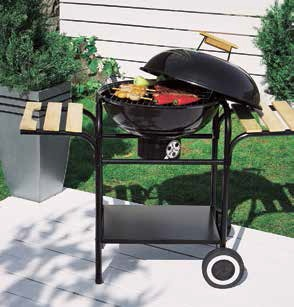 GRILL OGRODOWY MASTER