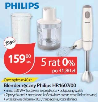 Blender ręczny Philips HR1607/00