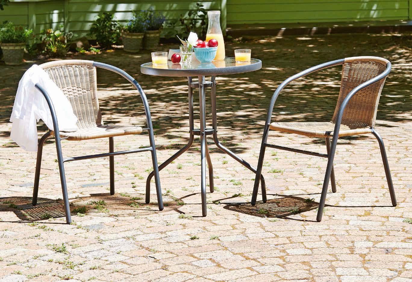Stół Blokhus lub krzesło Grenna