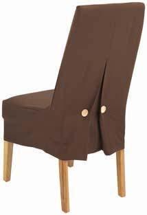 Narzuta na krzesło Dunhavre