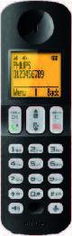 Philips TELEFON D4001B