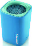 Philips GŁOŚNIK BLUETOOTH BT100