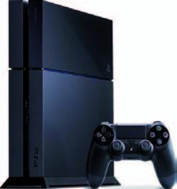 PS4 KONSOLA PS4+ GRY: FIFA15, MINECRAFT