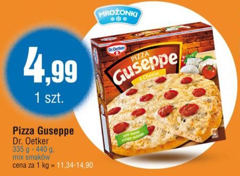 Pizza Guseppe Dr.Oetker
