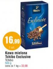 Kawa mielona Tchibo Exclusive Tchibo
