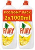 Płyn do mycia naczyń Fairy Procter&Gamble