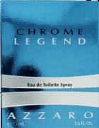 Azzaro, Chrome Legend, woda toaletowa dla mężczyzn