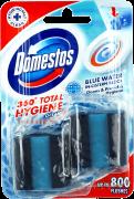 Domestos, 360 Total Hygiene, kostka do spłuczki Morski