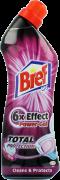 Bref, 6x Effect Power Gel, wielofunkcyjny środek do WC, Total Protection
