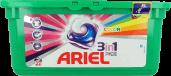 Ariel, 3in1 Pods, żelowe kapsułki piorące do tkanin kolorowych