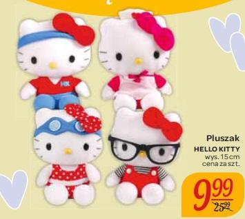 Pluszak Hello Kitty