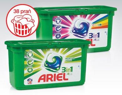 Kapsułki do prania Ariel, 38 szt.