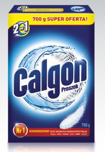 Proszek do pralek Calgon