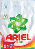 Kapsułki prania Ariel 32 szt., Żel do prania Ariel 2,6 l