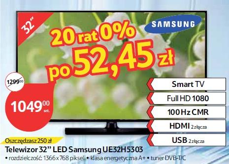 "Telewizor 32"" LED Samsung UE32H5303"