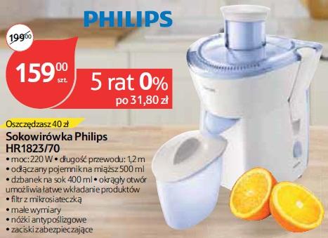 Sokowirówka Philips HR1823/70