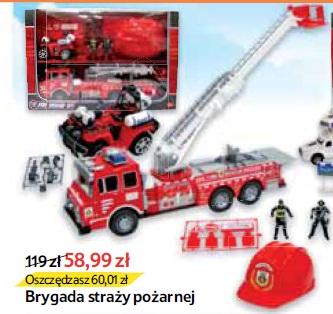 Brygada straży pożarnej