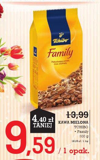 Kawa mielona TCHIBO • Family