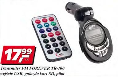 Transmiter FM Forever TR-100