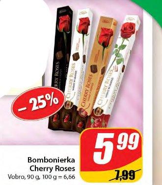 Bombonierka Cherry  Roses