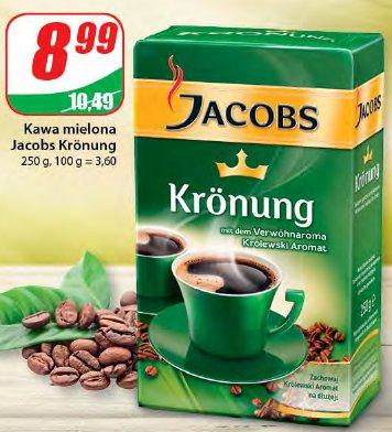 Kawa mielona Jacobs Kronung
