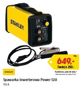 Spawarka inwerterowa Power 120 110 A