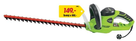 Nożyce do żywopłotu 500 W • 530 mm