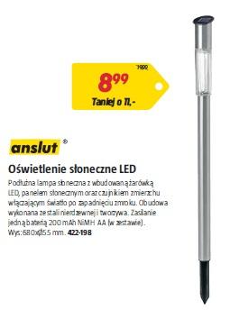 Oświetlenie słoneczne LED