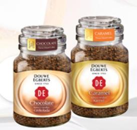 Kawa rozpuszczalna Douwe Egberts różne rodzaje Prima