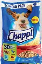 Karma dla psa Chappi 9 kg