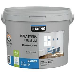 Farba lateksowa do wnętrz LUXENS PREMIUM