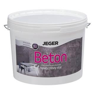 Efekt dekoracyjny do wnętrz JEGER BETON