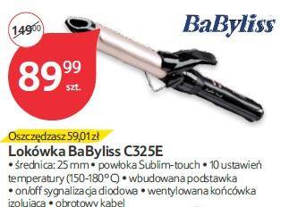Lokówka BaByliss C325E