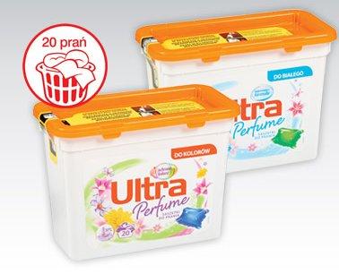 Saszetki do prania Ultra Perfume, 20 szt.